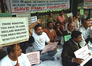 The global MHRM: protesting in India